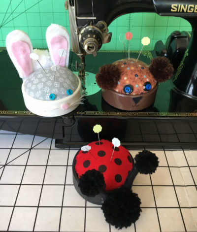 pincushion creatures