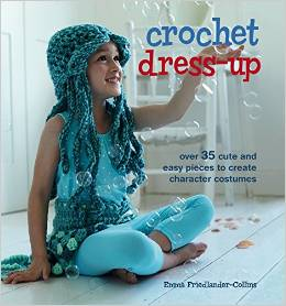 Crochet Dress Up Cover