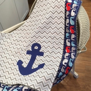 Nautical Nursery Project