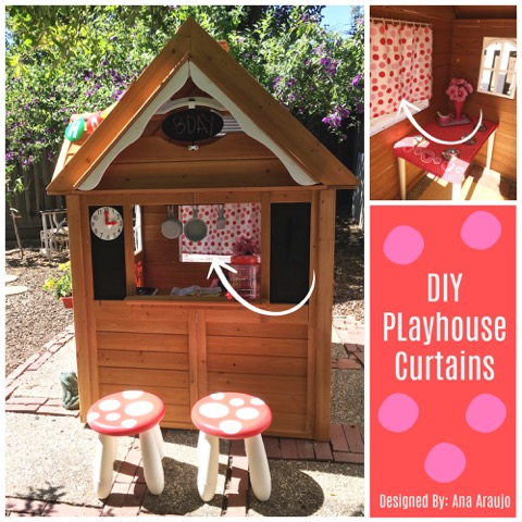 Playhouse Curtains