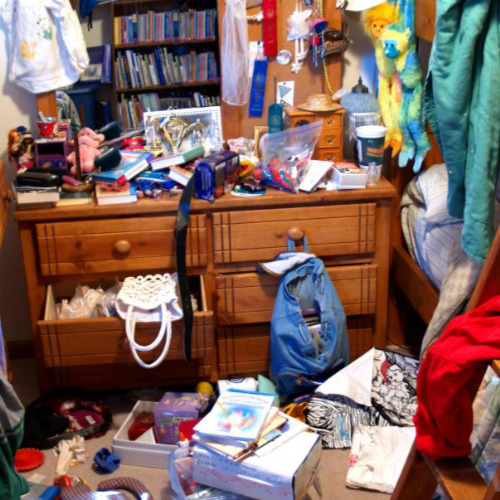 ClosetMaid Survey Reveals that 47 Percent of Americans Have Clutter-Induced Anxiety