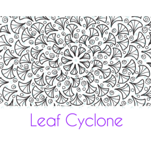 Leaf Cyclone Silkscreen