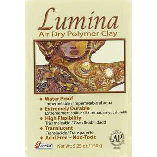 Lumina Air Dry Clay
