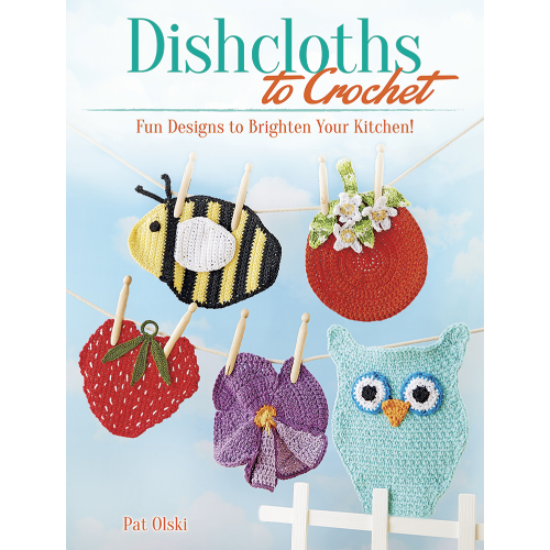 Dishcloths to Crochet Cover