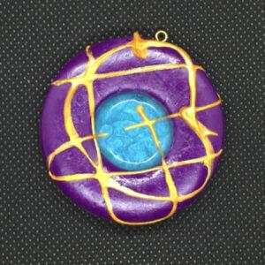 Cosmic Pool Pendant