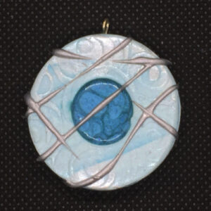 Cosmic Moon Pendant