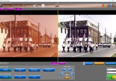 Vivid Pix Parade Photos Before After
